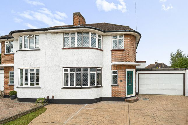 3 bed semi-detached house for sale in Ash Close, Petts Wood, Orpington BR5