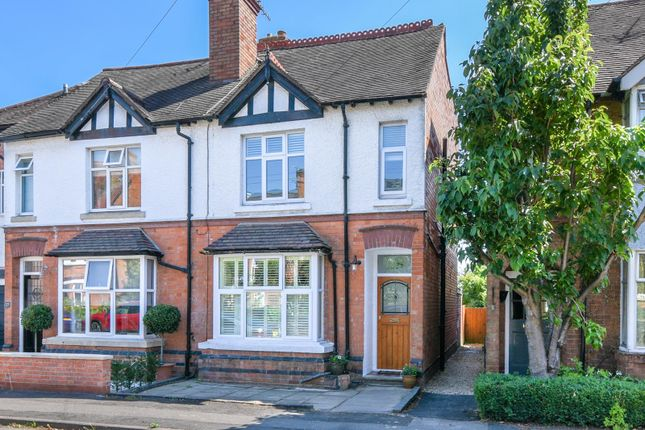 Thumbnail Semi-detached house for sale in Vincent Avenue, Stratford-Upon-Avon
