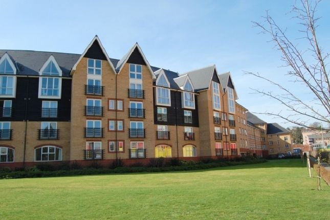 Thumbnail Flat to rent in Scotney Gardens, St. Peters Street, Maidstone, Kent.