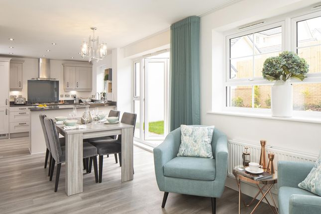 """Thumbnail Detached house for sale in """"Radleigh"""" at Neath Road, Tonna, Neath"""