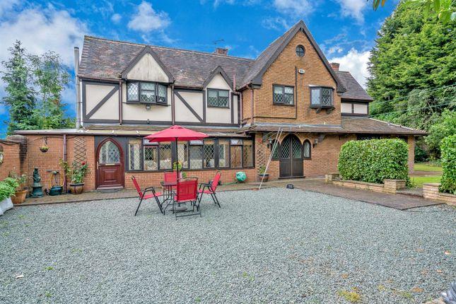 Thumbnail Detached house for sale in Lyne Hill Lane, Penkridge, Stafford