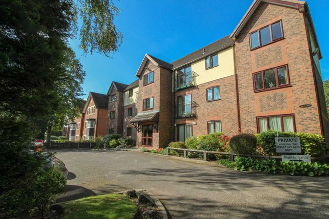 Thumbnail Flat for sale in Bramhall Lane South, Bramhall, Stockport