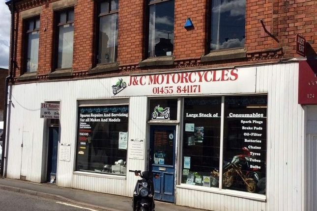 Parking/garage for sale in 124 High Street, Leicester