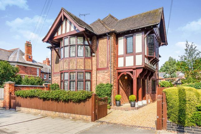 Thumbnail Detached house for sale in London Road, Kettering