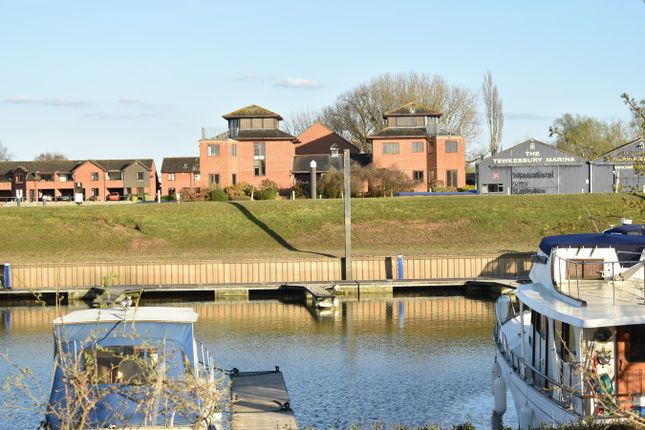 Thumbnail Detached house for sale in Harbour View, Tewkesbury Marina, Tewkesbury