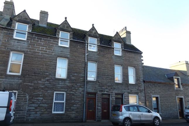 Thumbnail Flat for sale in Moray Street, Wick