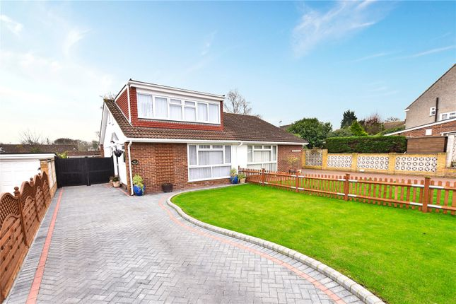 Thumbnail Semi-detached house for sale in Joydens Wood Road, Joydens Wood, Kent