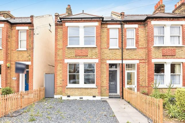 Thumbnail Semi-detached house for sale in South Park Road, Wimbledon, London