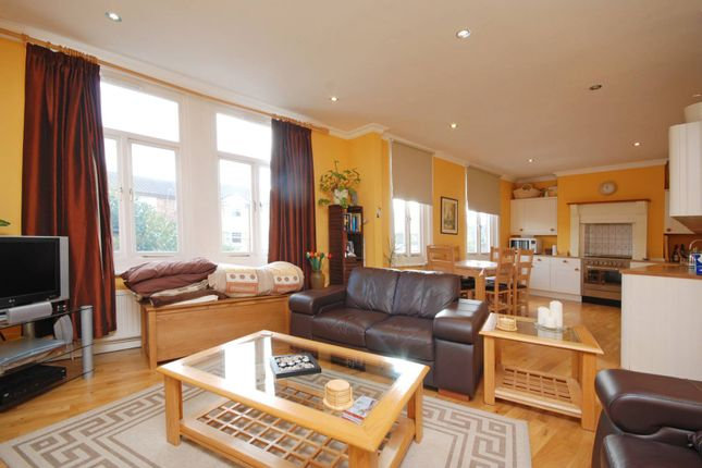 Thumbnail Flat to rent in Pepys Road, West Wimbledon