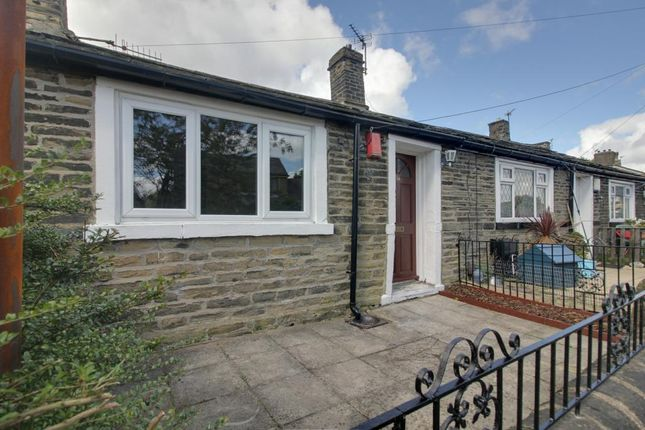 Thumbnail Terraced bungalow to rent in New House Lane, Queensbury, Bradford