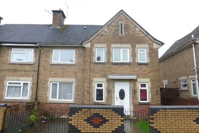 Thumbnail Semi-detached house for sale in Naunton Road, Coney Hill, Gloucester