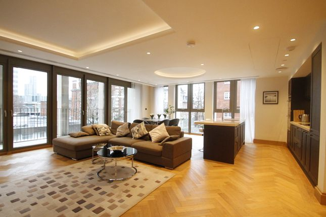 Thumbnail Flat to rent in John Islip Street, London