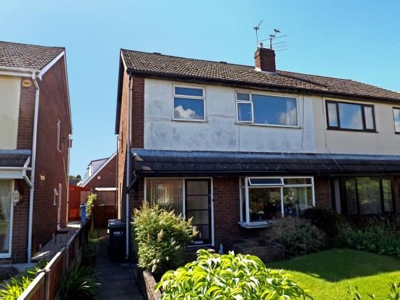 Thumbnail Semi-detached house for sale in Rectory Close, Croston, Leyland, Lancashire