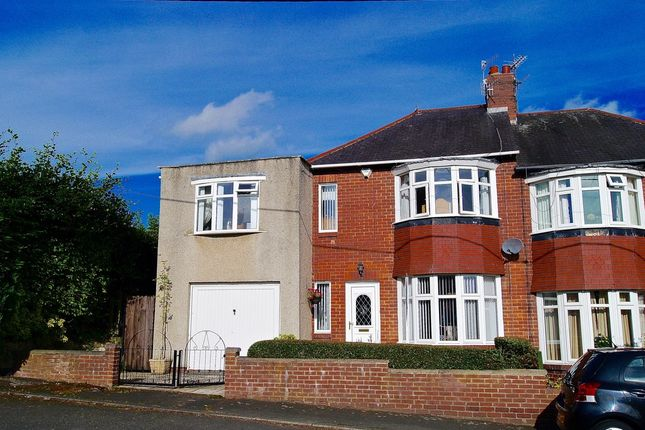 Thumbnail Semi-detached house for sale in Longlands, Hexham