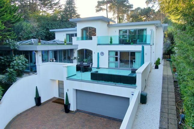 Thumbnail Detached house for sale in Western Road, Poole, Dorset