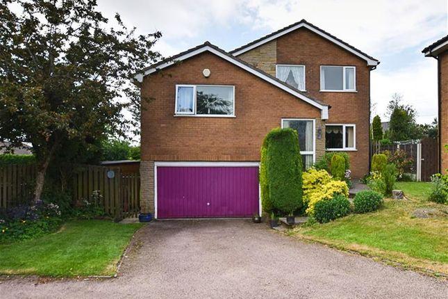 Thumbnail Detached house for sale in Oakcroft, Stalybridge