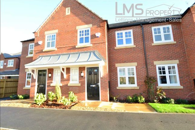 Thumbnail Mews house to rent in Charter Court, Winsford