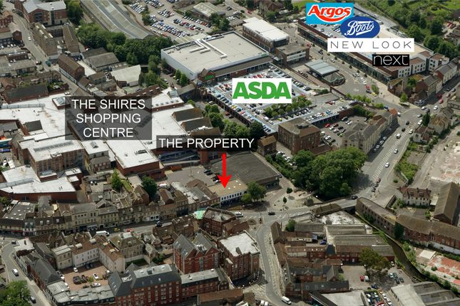 Thumbnail Retail premises for sale in Wicker Hill, Trowbridge