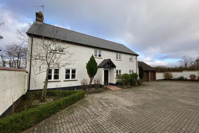 Thumbnail Property to rent in Eastwick Barton, Nomansland, Tiverton