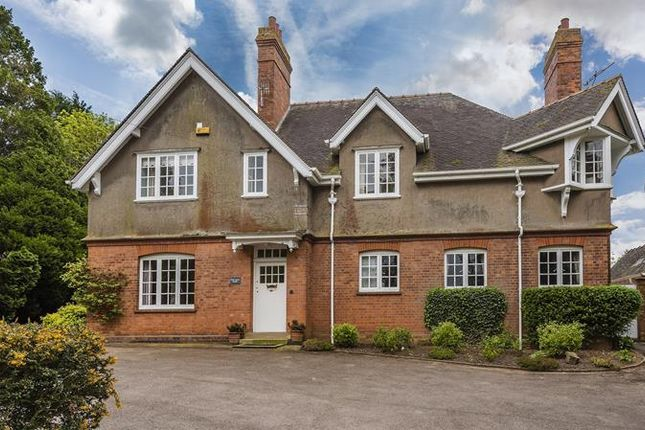 Thumbnail Detached house for sale in West Bank House, Welland Road, Upton Upon Severn, Worcestershire