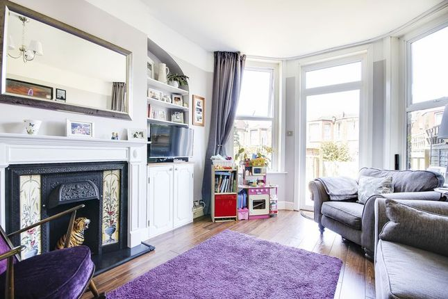 Thumbnail Flat for sale in Sylvan Avenue, Wood Green