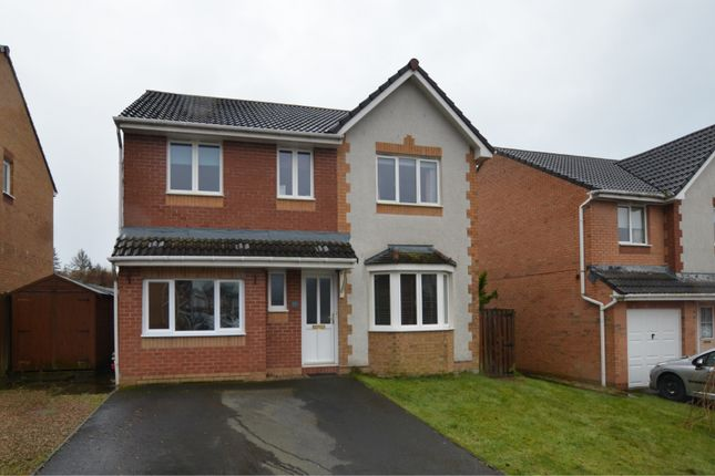 Thumbnail Detached house for sale in 101 Torcy Drive, Girvan