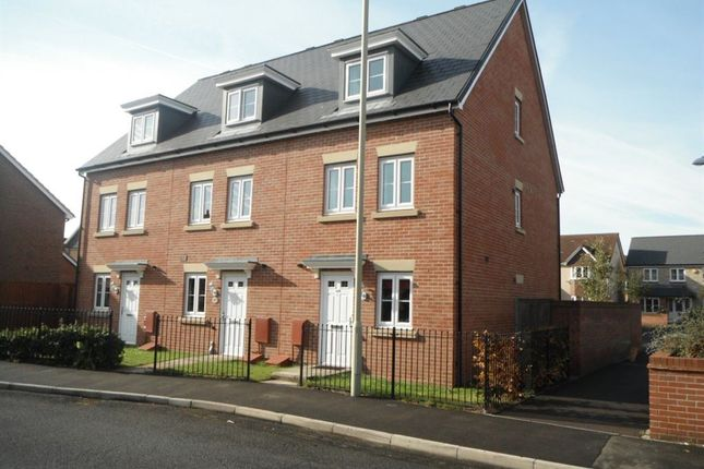 Thumbnail Property to rent in Woodvale Kingsway, Quedgeley, Gloucester