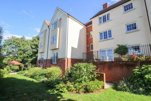 Thumbnail Flat for sale in Gabriel Court, South Road, Saffron Walden