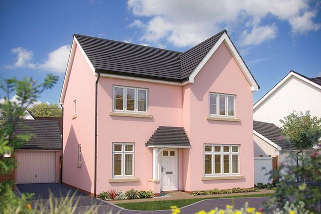 "4 bedroom detached house for sale in ""The Aspen"" at Great Brier Leaze, Patchway, Bristol"