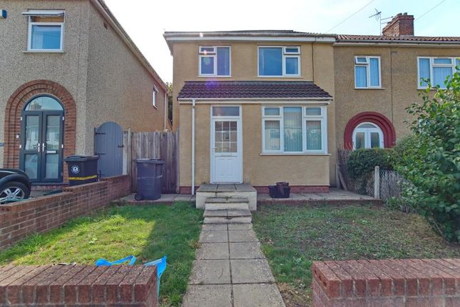 4 bed semi-detached house to rent in Glaisdale Road, Fishponds, Bristol BS16