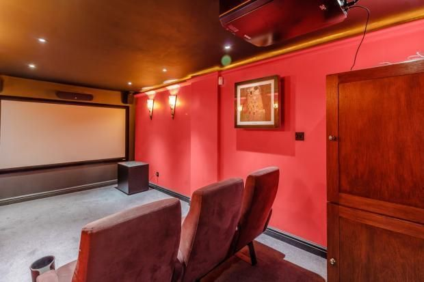 Games Room of Minster Road, Oakwood, Derby DE21