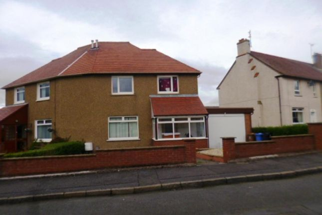 Thumbnail End terrace house to rent in Deanfield Place, Bo'ness, Falkirk