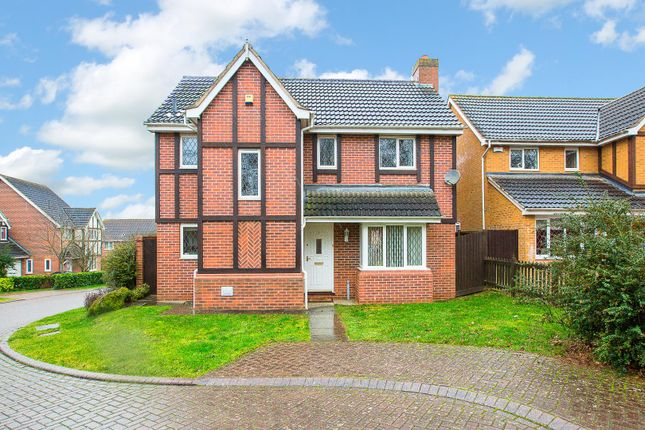 Thumbnail Detached house for sale in Foster Close, Kettering