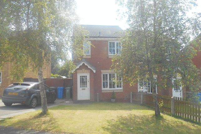 Thumbnail Semi-detached house to rent in Teddesley Way, Huntington, Cannock