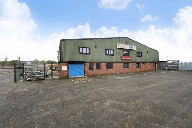 Thumbnail Light industrial to let in Leons Way, Stafford, Staffordshire