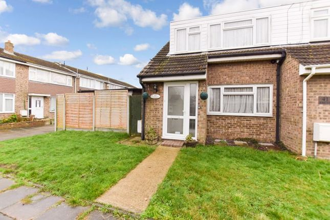 3 bed semi-detached house to rent in Trent, East Tilbury, Tilbury RM18