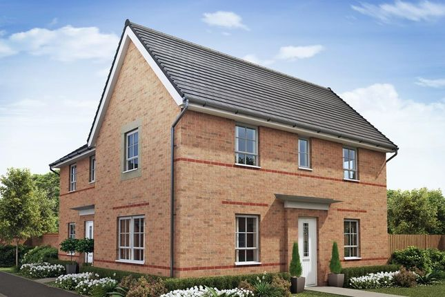 """3 bed semi-detached house for sale in """"Moresby"""" at St. Athan, Barry CF62"""
