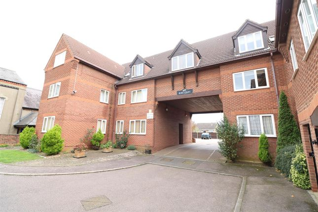 Thumbnail Flat for sale in Rose Court, High Street, Irchester