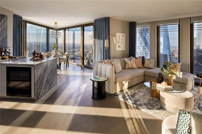 Thumbnail Flat for sale in One Bishopsgate Plaza, City Of London