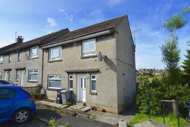 Thumbnail End terrace house for sale in Lanehead Terrace, New Cumnock, Cumnock