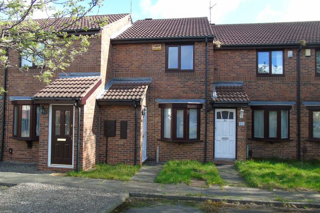 Thumbnail Terraced house for sale in Hunters Place, Spital Tongues, Newcastle Upon Tyne