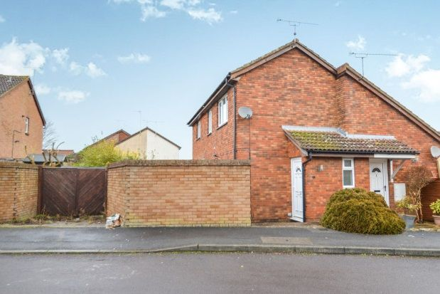 1 bed semi-detached house to rent in Tamworth Drive, Shaw, Swindon