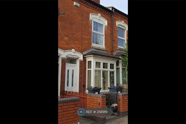 Thumbnail Terraced house to rent in Chartist Road, Birmingham