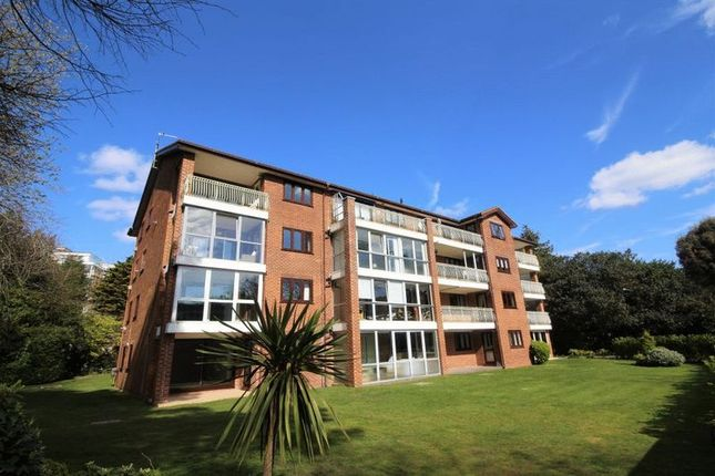 Thumbnail Flat for sale in 46 West Cliff Road, West Cliff, Bournemouth