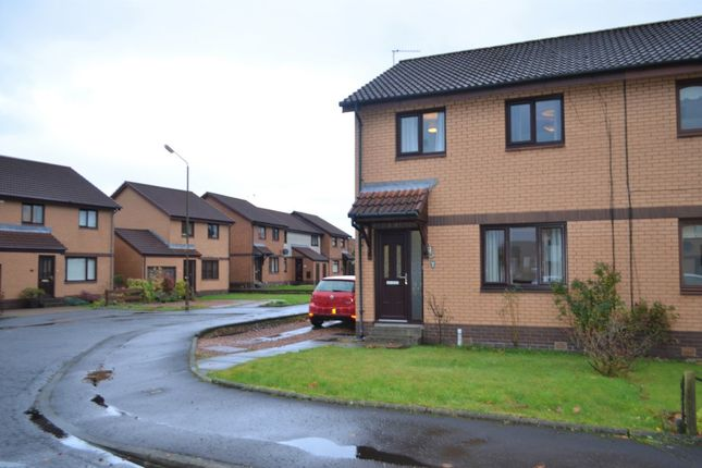 Thumbnail Semi-detached house to rent in Longdales Avenue, Falkirk