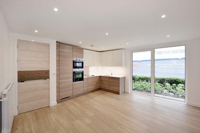 Thumbnail Flat to rent in Marine Wharf, London