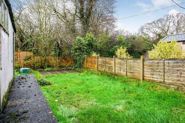 Rear Garden of Stanley Grove, Penwortham, Preston PR1