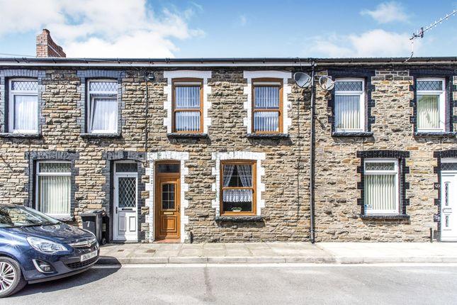 Thumbnail Terraced house for sale in Victoria Street, Merthyr Vale, Merthyr Tydfil
