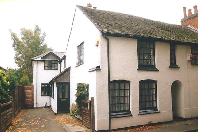 Thumbnail Property to rent in Grove Road, Burbage, Hinckley