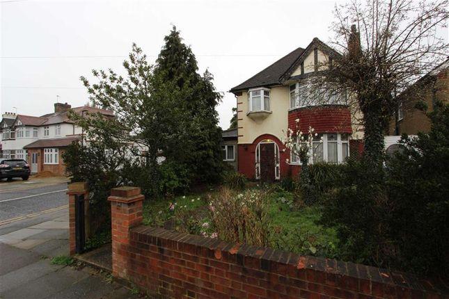 Thumbnail Detached house for sale in Church Street, Edmonton, London